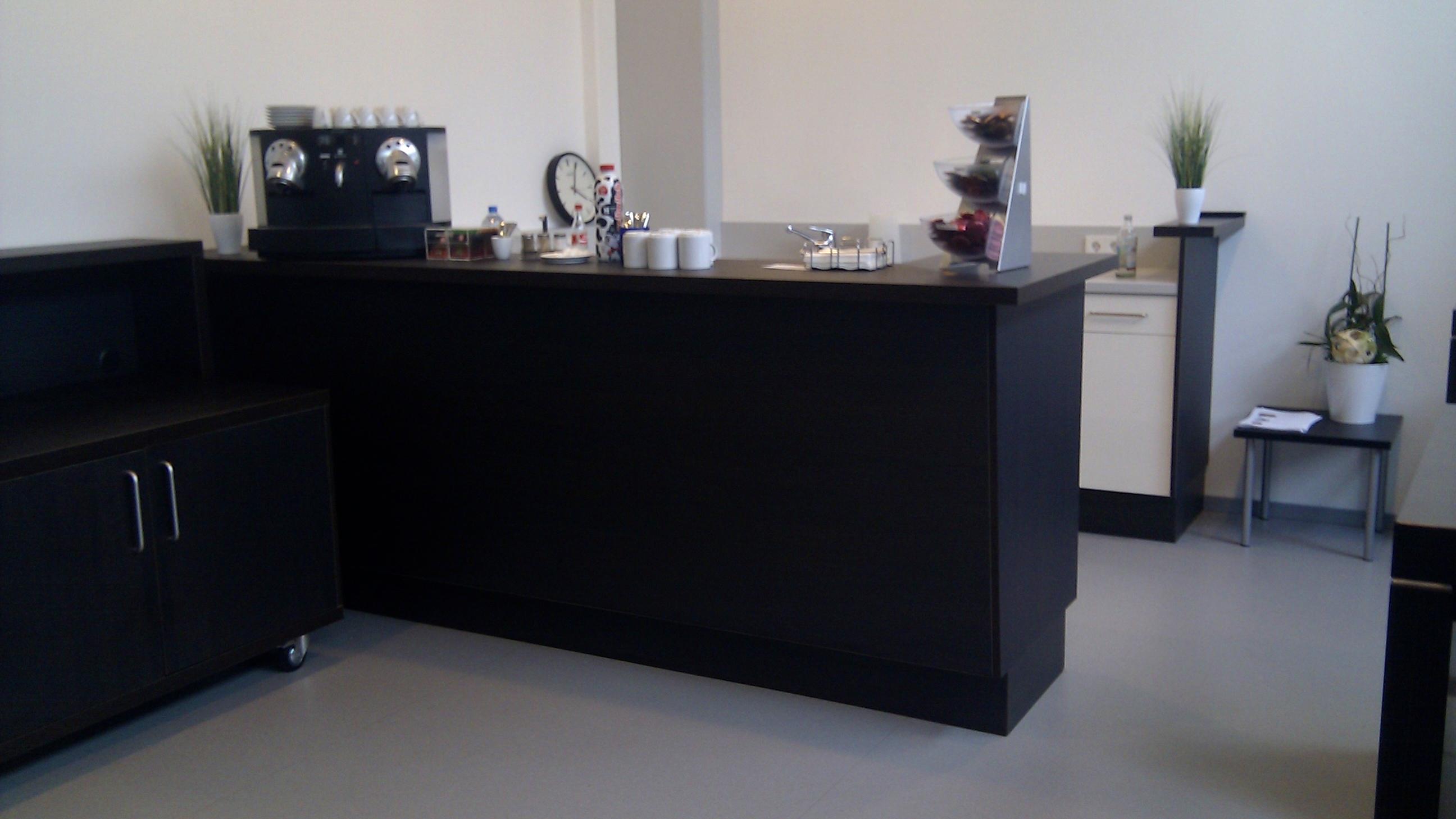 Cafeteria - Andrejewski Möbel und Innenausbau