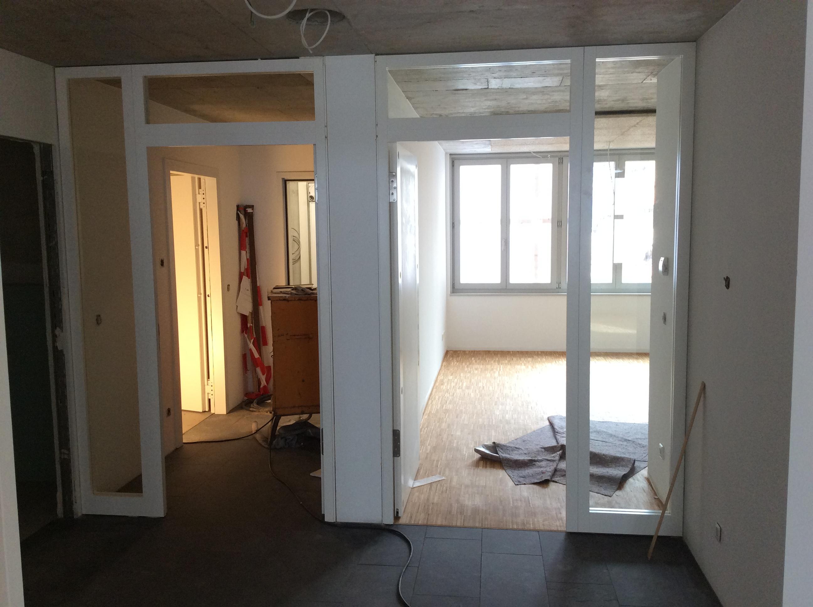 Türelemente  Innentüren / Schiebetüren - Andrejewski Möbel und Innenausbau